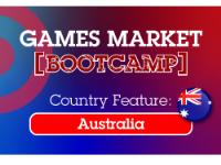 Games Market Bootcamp Australia Logo