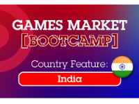 Games Market Bootcamp: India Logo