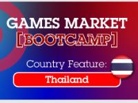 Games Market Bootcamp: Thailand Logo