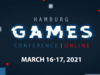 Hamburg Games Conference Logo