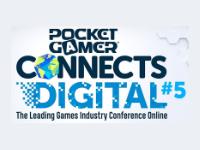 Pocket Gamer Connects Digital 5 Logo