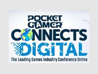 Pocket Gamer Connects Digital #6 Logo