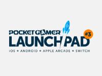 Pocket Gamer Launchpad 3 Logo
