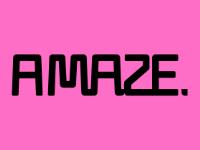 A Maze Festival logo