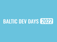 Baltic Dev Days 2022 Logo