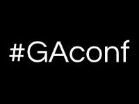 #GAconf Europe Logo
