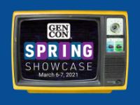 GenCon Spring Showcase Logo