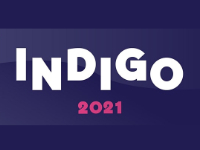 INDIGO 2021 Logo