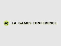 LA Games Conference Logo
