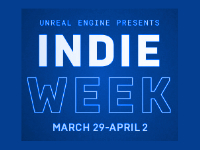 Unreal Indies Week Logo