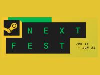 Steam Next Fest Showcase Logo