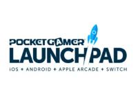 Pocket Gamer Launchpad #4 Logo