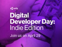 Digital Developer Day: Indie Edition Logo