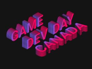 Game Dev Day Canada Logo