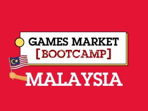 Games Market Bootcamp: Malaysia Logo