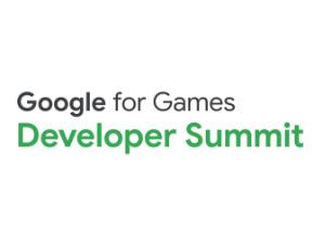 Google for Games Developer Summit Logo