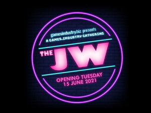 JW Games Industry Gathering Logo