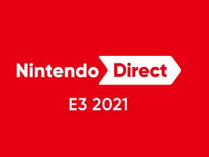 Nintendo E3 Direct + Treehouse Live Logo