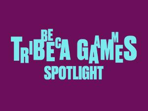 Tribeca Games Spotlight Logo