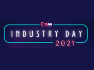 SGGA Industry Day Logo