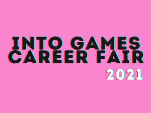 Into Games Career Fair Logo