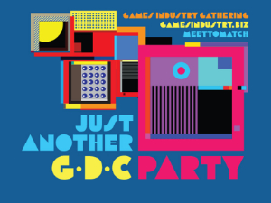 Just Another GDC Party Logo
