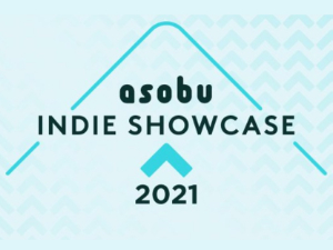 Asobu Indie Showcase 2021 Logo