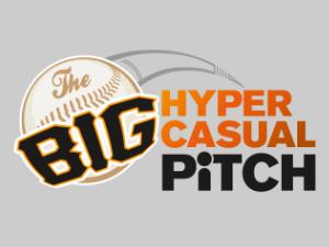 Big Hypercasual Pitch at Pocket Gamer Digital Event Logo