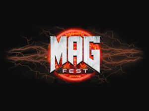 Music And Gaming Festival Logo