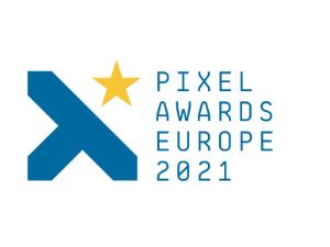 Pixel Heaven Festival Awards 2021 Logo