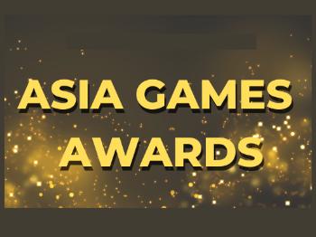 Asia Games Awards Gamescom 2021 Logo