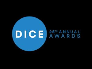 D.I.C.E. 25th Annual Awards Logo
