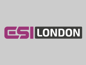 ESI London 2021 Logo