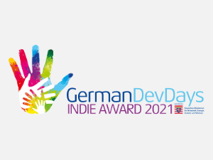 GDD GermanDevDays 2021 Logo