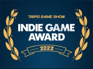 Indie Game Award at Taipei Game Show 2022 Logo
