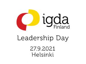 Leadership IGDA Logo
