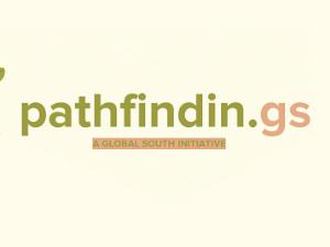 Pathfindings IGDA Logo