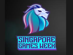 Singapore Games Week 2021 Logo