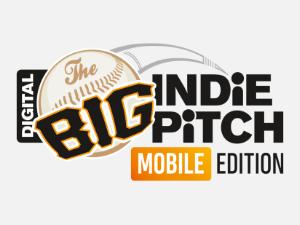 Big Indie Pitch Mobile Logo
