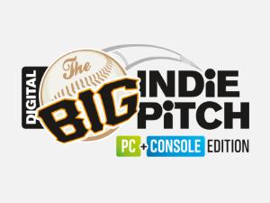 Big Indie Pitch PC Console Logo