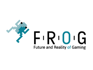 FROG Future and Reality of Gaming Logo