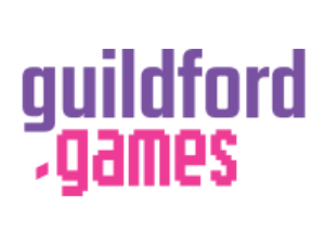 Guilford Games Festival And Awards 2021 Logo