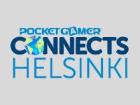 Pocket Gamer Connects Helsinki 2022 Logo
